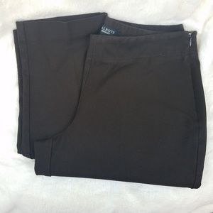 Talbots Brown Classic Pants Size 8